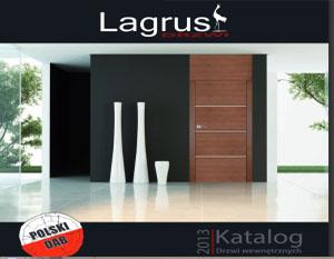 Katalog drzwi Lagrus 2013