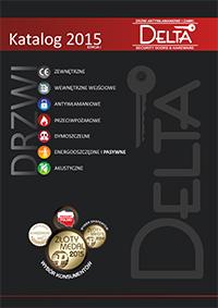 katalog drzwi wejściowych delta 2015