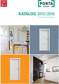 Katalog drzwi Porta 2015 - 2016