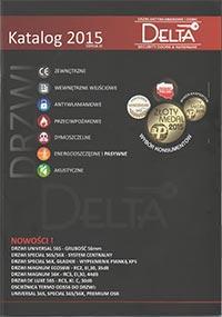 Nowy katalog drzwi delta 3/2015